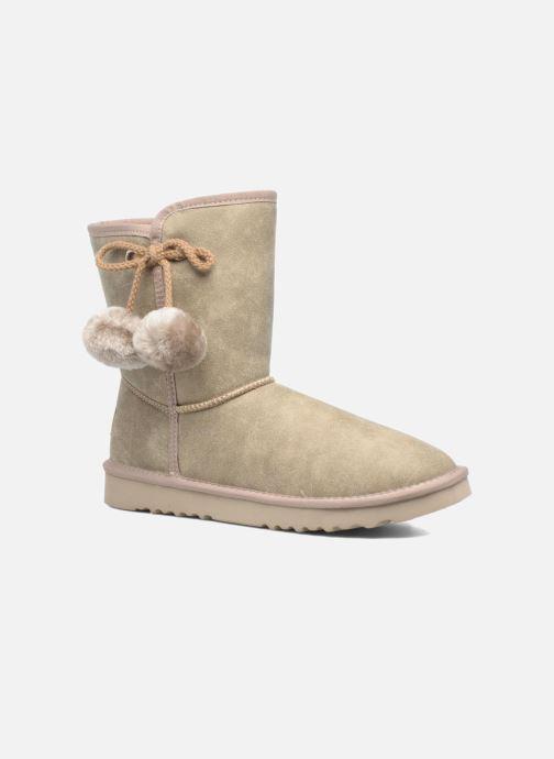 Boots en enkellaarsjes Esprit Uma Boot Grijs detail