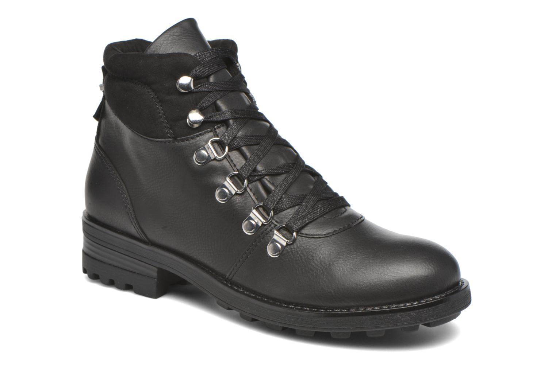 Boots en enkellaarsjes Esprit Raija Bootie Zwart detail