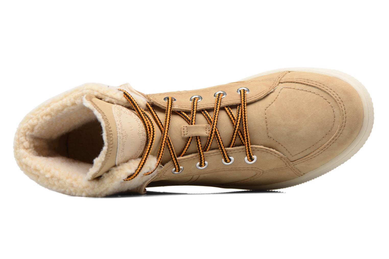 Sneakers Esprit Desire Bootie Beige immagine sinistra
