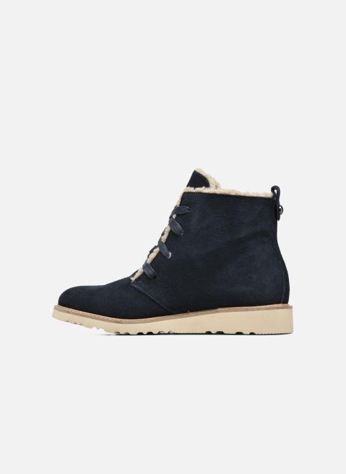 Bottines et boots Esprit Kajal Lu Bootie Bleu vue face