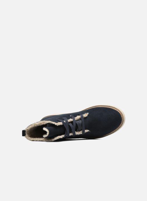 Bottines et boots Esprit Kajal Lu Bootie Bleu vue gauche