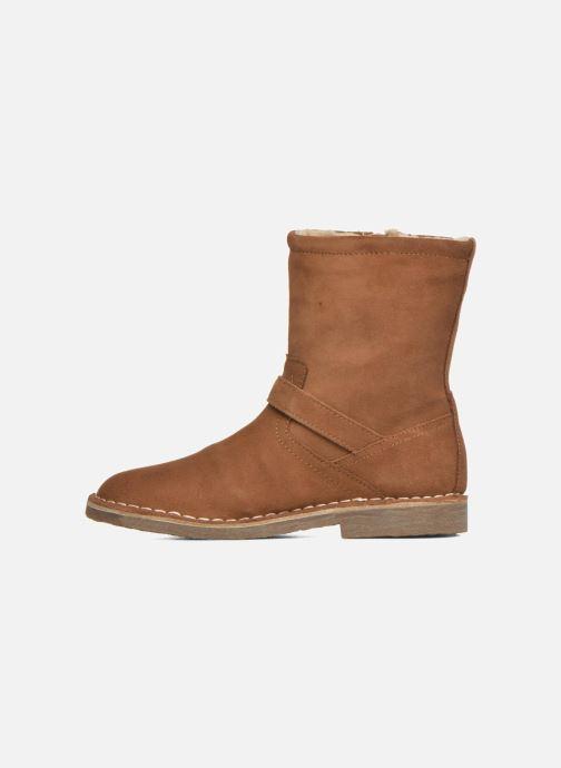 Bottines et boots Esprit Koa Buckle Marron vue face