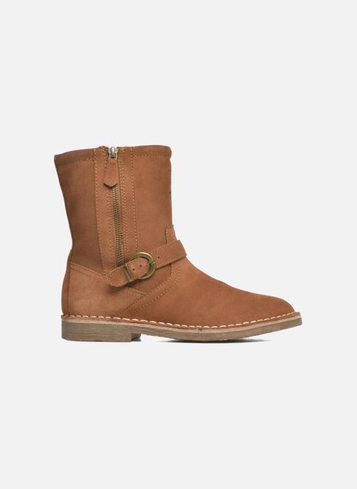Stiefeletten 263736 Boots amp; braun Koa Buckle Esprit Yqt8Ox