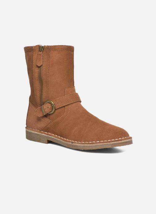 Bottines et boots Esprit Koa Buckle Marron vue détail/paire