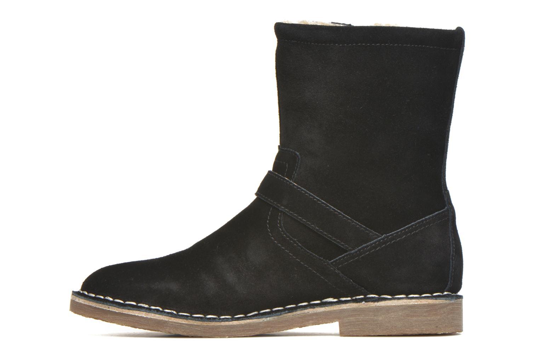 Bottines et boots Esprit Koa Buckle Noir vue face