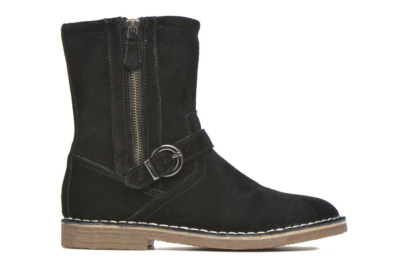 Bottines et boots Esprit Koa Buckle Noir vue derrière