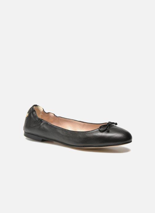 Ballerinaer L.K. Bennett Thea Sort detaljeret billede af skoene