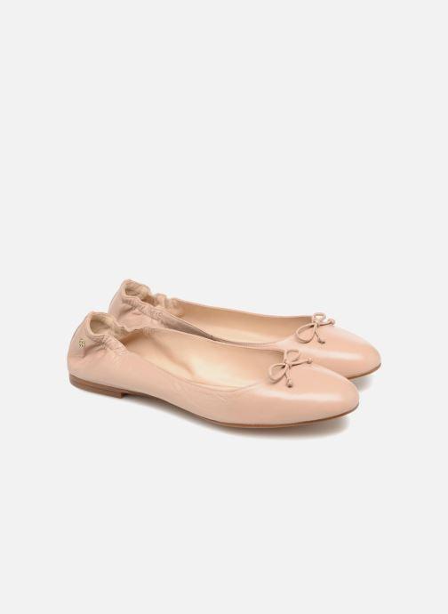 Bailarinas L.K. Bennett Thea Beige vista 3/4