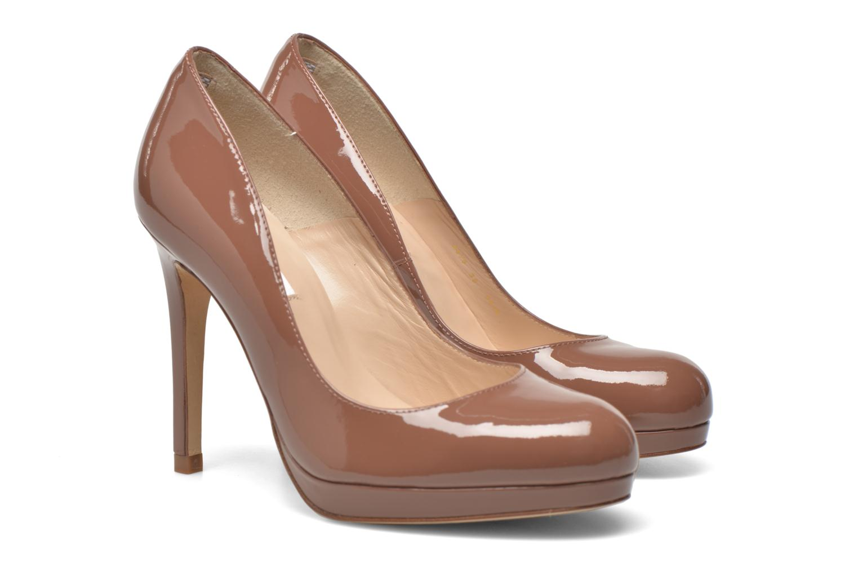Zapatos de tacón L.K. Bennett Slegde Marrón vista 3/4