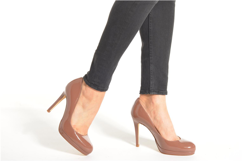 Zapatos de tacón L.K. Bennett Slegde Marrón vista de abajo