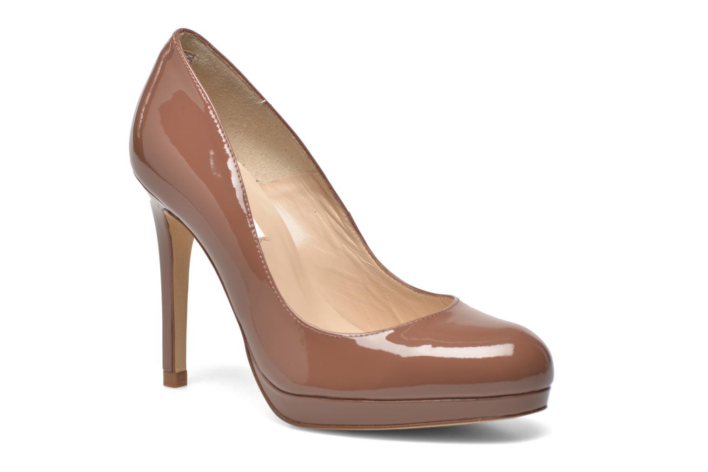 Zapatos de tacón L.K. Bennett Slegde Marrón vista de detalle / par