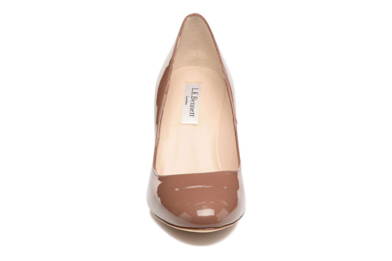 Escarpins L.K. Bennett Sasha Rose vue portées chaussures