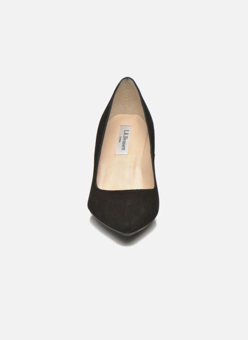 Escarpins L.K. Bennett Tess Noir vue portées chaussures