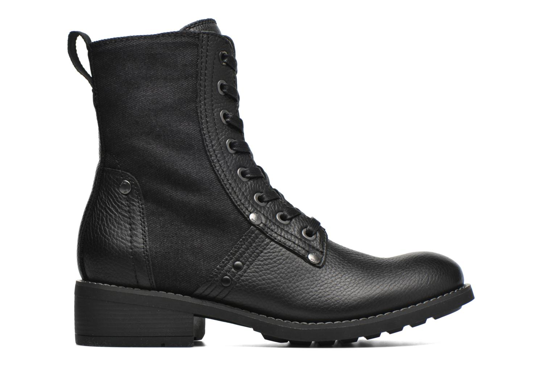 Stiefeletten & Boots G-Star Labour boot W schwarz ansicht von hinten