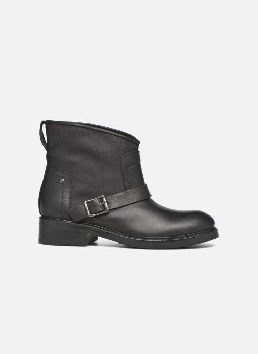 Bottines et boots G-Star Leon boot W Noir vue derrière