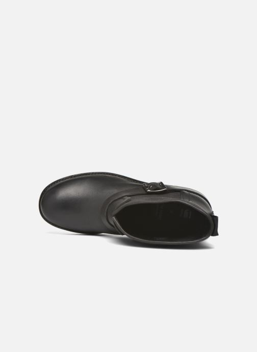 Bottines et boots G-Star Leon boot W Noir vue gauche
