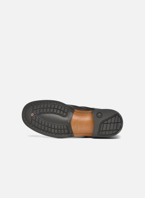 Bottines et boots G-Star Leon boot W Noir vue haut