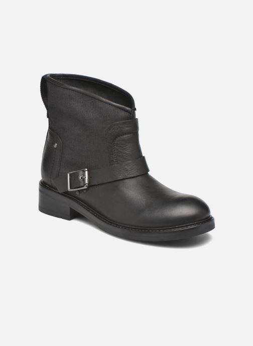 Bottines et boots G-Star Leon boot W Noir vue détail/paire