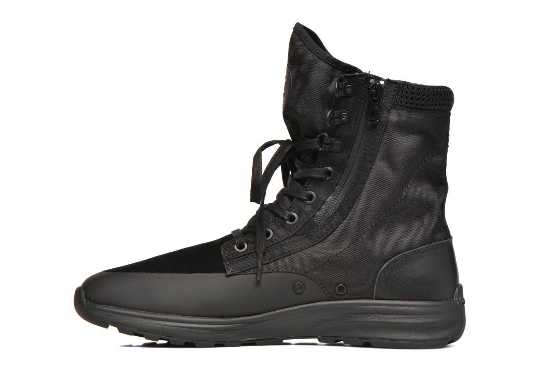 Boots en enkellaarsjes G-Star Cargo high Zwart voorkant