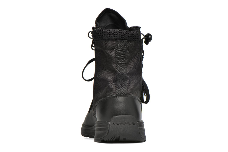 Boots en enkellaarsjes G-Star Cargo high Zwart rechts