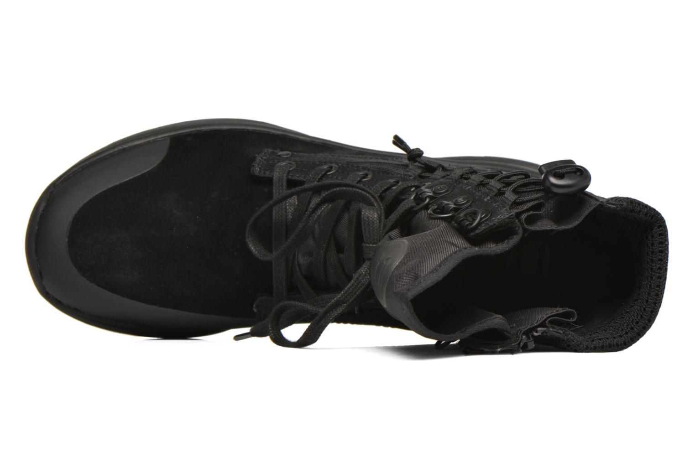 Boots en enkellaarsjes G-Star Cargo high Zwart links