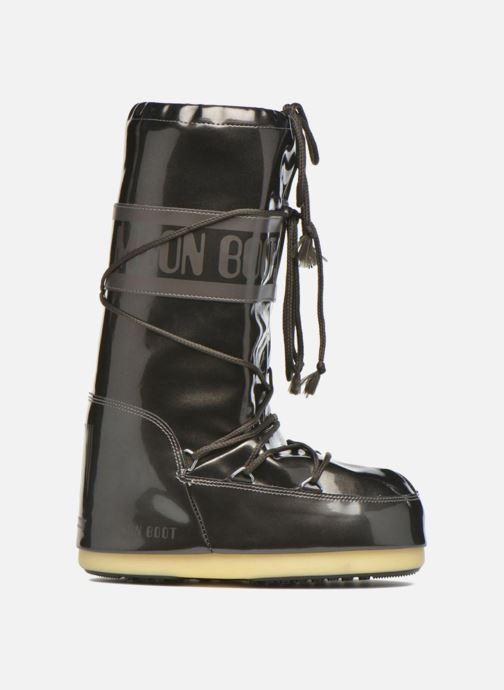Chaussures de sport Moon Boot Vinile Met. Noir vue derrière