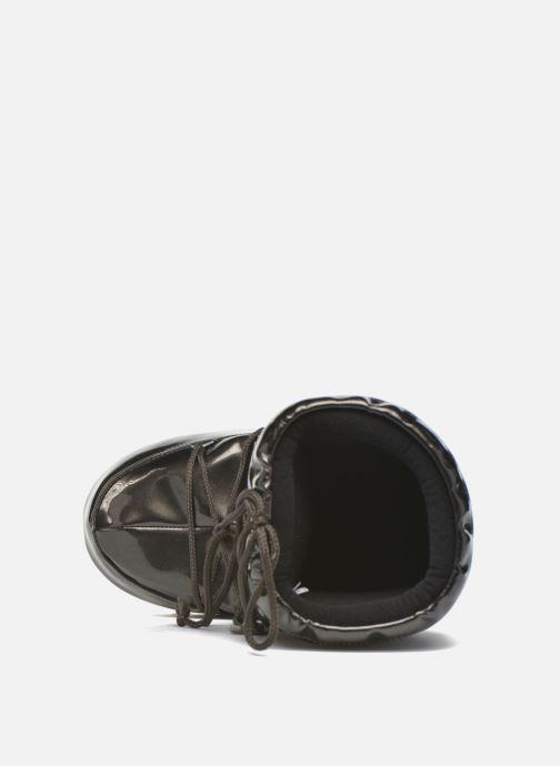 Zapatillas de deporte Moon Boot Vinile Met. Negro vista lateral izquierda