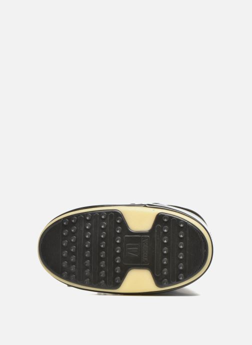 Chaussures de sport Moon Boot Vinile Met. Noir vue haut