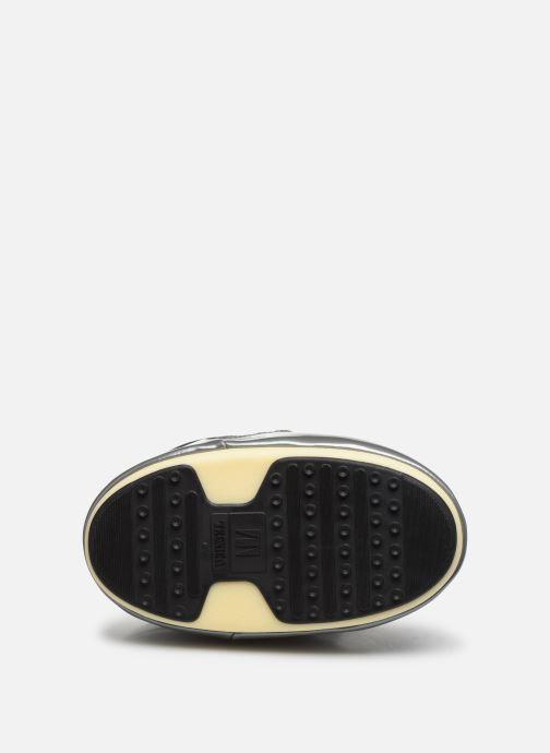 Scarpe sportive Moon Boot Vinile Met. Argento immagine dall'alto