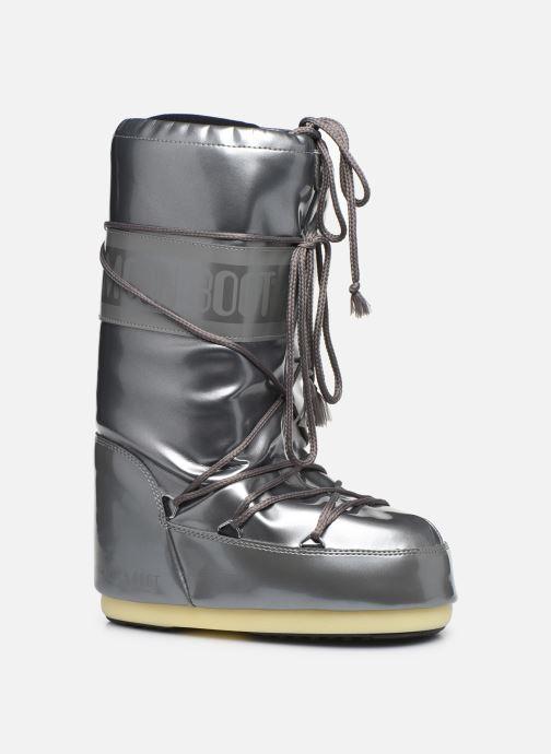 Chaussures de sport Moon Boot Vinile Met. Argent vue détail/paire