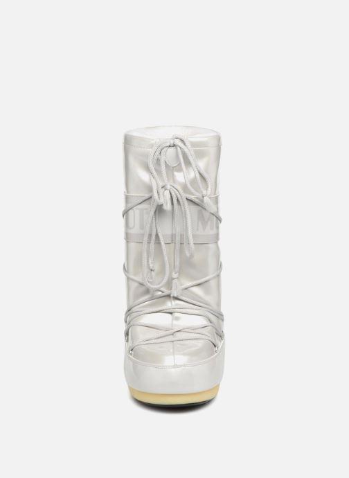 Chaussures de sport Moon Boot Vinile Met. Blanc vue portées chaussures
