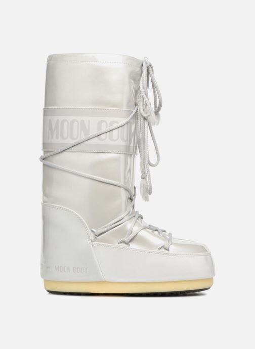 Chaussures de sport Moon Boot Vinile Met. Blanc vue derrière