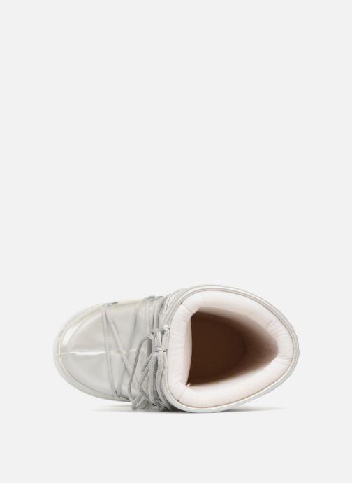 Chaussures de sport Moon Boot Vinile Met. Blanc vue gauche