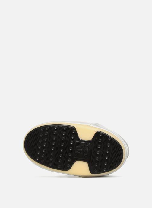 Chaussures de sport Moon Boot Vinile Met. Blanc vue haut