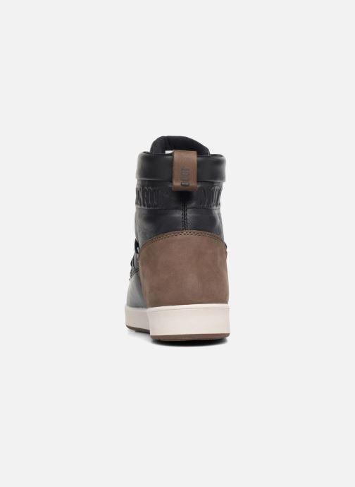 Chaussures de sport Moon Boot Neil Lux Noir vue droite