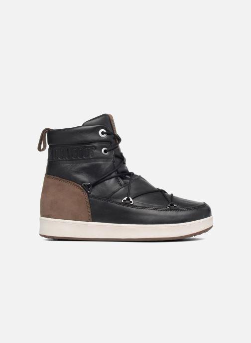 Chaussures de sport Moon Boot Neil Lux Noir vue derrière