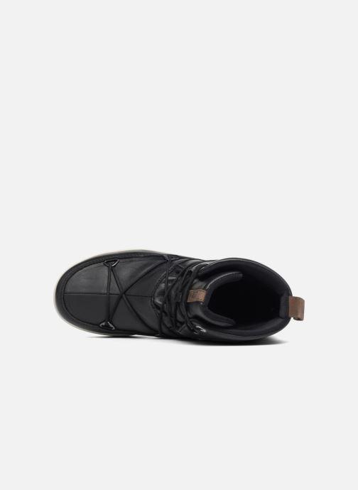 Chaussures de sport Moon Boot Neil Lux Noir vue gauche