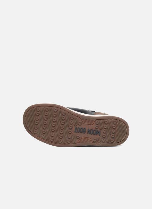 Chaussures de sport Moon Boot Neil Lux Noir vue haut