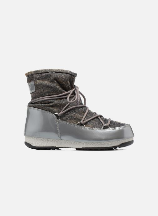 Sport shoes Moon Boot Low Lurex Grey back view