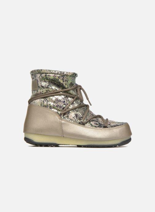 Zapatillas de deporte Moon Boot Low Snake Verde vistra trasera