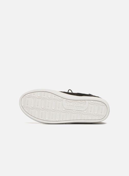 Zapatillas de deporte Moon Boot Vega Snake Negro vista de arriba