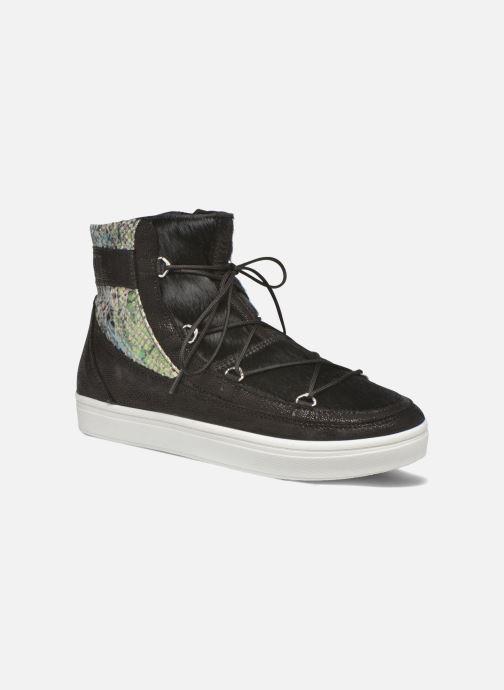 Zapatillas de deporte Moon Boot Vega Snake Negro vista de detalle / par