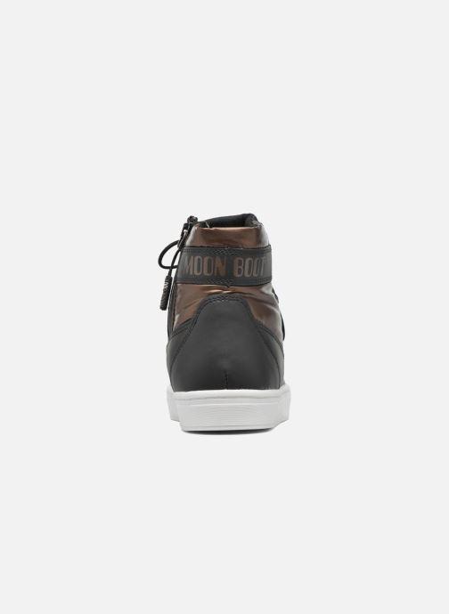 Zapatillas de deporte Moon Boot Vega Negro vista lateral derecha