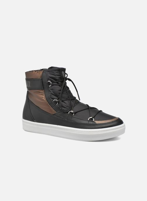 Sport shoes Moon Boot Vega Black detailed view/ Pair view