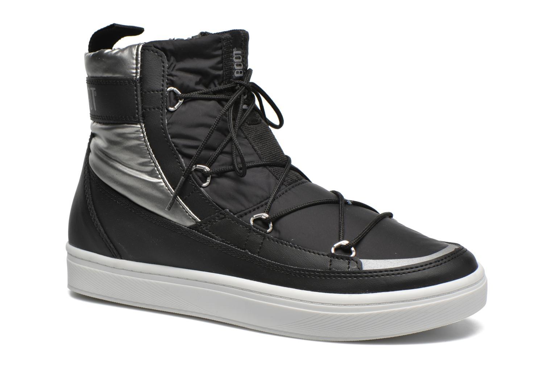 Moon Boot Vega (Noir) - Chaussures de sport en Más cómodo Dédouanement saisonnier