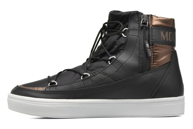 Sport shoes Moon Boot Vega Black front view