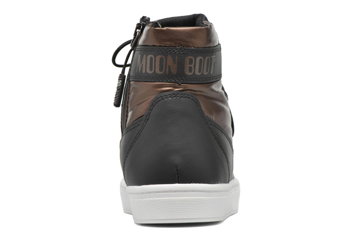 Sport shoes Moon Boot Vega Black view from the right