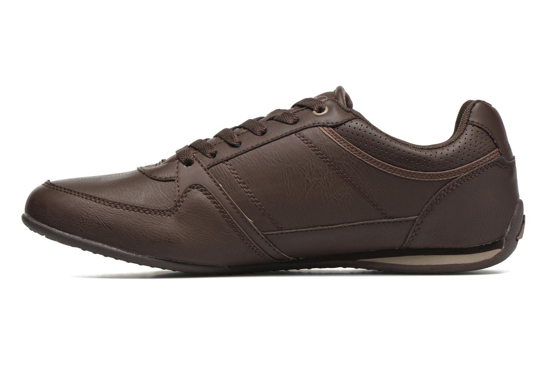 Sneakers Kappa Manille Bruin voorkant