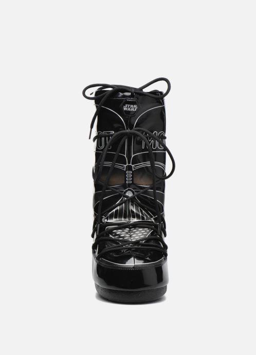 3d6a0a43113d6 Stivali Moon Boot Moon Boot Star wars Darth Vader Nero modello indossato