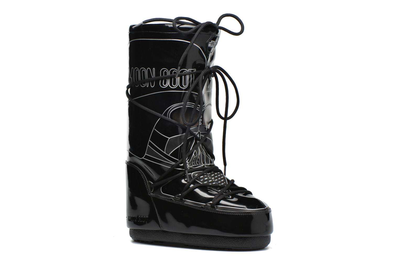 Bottes Moon Boot Moon Boot Star wars Darth Vader Noir vue détail/paire
